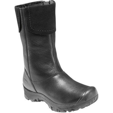 Low is in the eye of the beholder, or so says the KEEN Women's Laken Low WP Boot. A waterproof breathable membrane, 150g insulation, and a totally respectable mid-calf shaft length all make the Laken Low stand pretty tall in our humble opinion. - $74.23