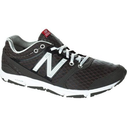 Fitness Lace up the New Balance Women's 730 Running Shoe and take a load off. We mean that literallyits ridiculously light weight, flexibility, and airy mesh upper cut your feet free of gravity and give them wings. It was designed for minimalist runners, but its cushioned ride and sock-like fit make it ideal for active people of any persuasion. - $47.97