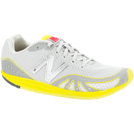 Fitness The award-winning New Balance Women's WR10 Running Shoe is a variable-surface trainer that blends minimalist principals with solid construction. Inspired by Good Form Running, the WR10's four-millimeter drop from heel can help ease your transition to barefoot running or let the shoe serve as your everyday minimalist kick for road and trail. - $62.79