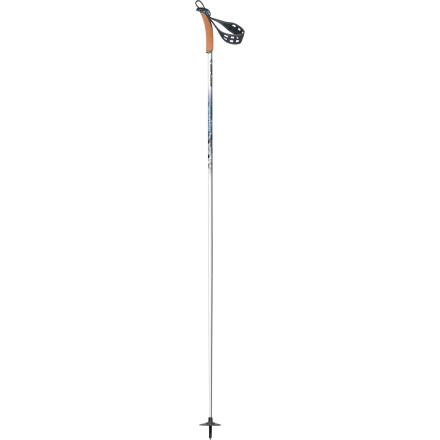 Ski When you leave the maintained track to explore an untouched winter wonderland, make sure the Fischer BCX Mountain Ski Poles are firmly in your hands. The lightweight grip and EVA molded BC strap allow for various holding positions and the Flexlite Basket excels in soft snow conditions. - $49.95