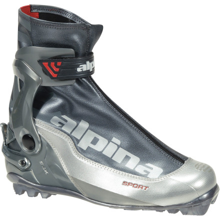 Ski The Alpina SSK Classic/Combi Ski Boot utilizes technical materials and smart design so you'll barely notice that there is anything between your foot and your ski. - $149.96