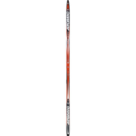 Ski At its heart, the design of the Atomic Pro Skate Ski is all about predictability and balance so you can hit the snow and feel confident on this ski while you get a fast-moving workout. In Atomic's lineup of Sport Skis, the Pro Skate is second in line from the top. It boasts a lightweight, single-density core with enough snap to move you forward when you want to go fast and enough consistency so you'll never feel surprised by the rebound. Less aggressive than the Team Skate and more aggressive than the Sport Skate, the Pro Skate's sidecut gives you precise control over your ski when you're skating or transitioning between strides on the snow. Leave the WorldCup skis and the lightening-fast-but-unforgiving performance shapes to the podium-chasers, because with the Pro Skate, you get quickness and comfort. This ski features flat-mount binding compatibility so you can pick and choose from Atomic's lineup of SNS bindings, or use a third-party NNN binding of your choice. - $132.96