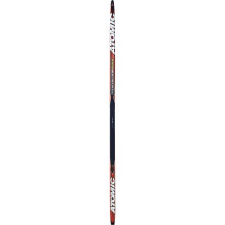 Ski You crave acceleration and efficiency from your skate ski, but you don't necessarily want to dedicate every ounce of energy to racing. The Atomic Vasa Race Skate Ski gives you a way to experience top-tier performance without the unforgiving attitude that often comes with purebred race skis. That being said, the Vasa Race does share a fast base index and racing profile with its big brother, the Worldcup Skate Hard Track, but that's where the technical similarities end. The Vasa, at its core, is lightweight and snappy enough to propel you forward without throwing you backwards if you happen to botch your form just a little from stride to stride. Compared to Atomic's Sport skate skis, the Vasa is an entire tier up in terms of performance, and you'll find that the Vasa feels much more responsive and quick underfoot. If you're an ambitious skate skier, you will find this a balanced ski that allows you to work out the kinks in your form and open it up on the straightaways from time to time. - $329.95