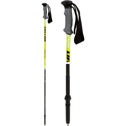 Ski If your calendar has a ten-day backpack in Glacier National Park one season with a weeklong yurt trip in Colorado the next, then the Life-Link Womens Mountain Lily Pole/Probe is the versatile skiing and trekking pole for all your backcountry travel needs. - $76.93