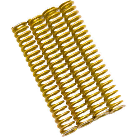 Ski If youre a hard-charging, tele-thrasher that prefers stiffer springs over stock springs, turn to the 22 Designs Telemark Binding Stiffy Spring Kits. These durable chrome die springs provide extra travel so go ahead and replace your old or stock springs and get ready to tear the mountain a new one. - $26.21