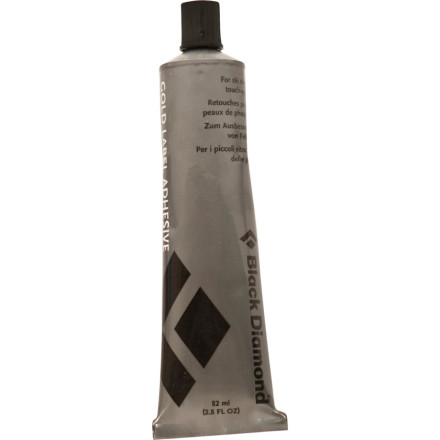 Ski Theres nothing worse than fumbling with your skins in the backcountry, so touch up your skin glue with the Black Diamond Gold Label Adhesive. Count on this handy squeeze tube for easy application onto your skins, and let the reliable skin glue breathe some life back into your climbing skins. - $11.21