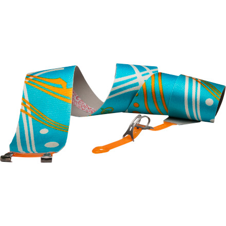 Ski Skins should be easy to switch so you can get out and play. At least, that's the philosophy of the G3 Women's Alpinist elle Climbing Skins. The Elles RipStrip reduces skin to skin adhesion, removal from skis is quick and painless (as it should be). - $112.46