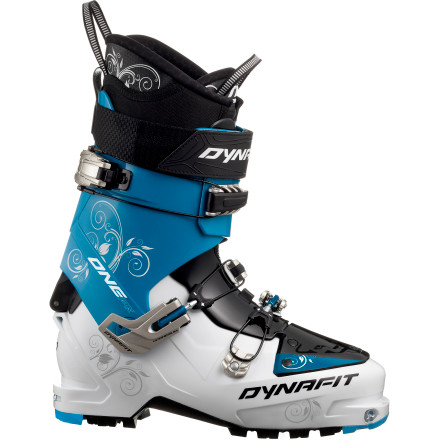 Ski The One PX-TF Alpine Touring Boot was made to knock off peaks on your to-summit list. Lightweight, strong and aggressive, it will be your best touring companion, with never a complaint, never a whimper. And with women-specific design, thermo-formable liner, rocker sole, and walk mode, you'll be list-making all season. - $447.97