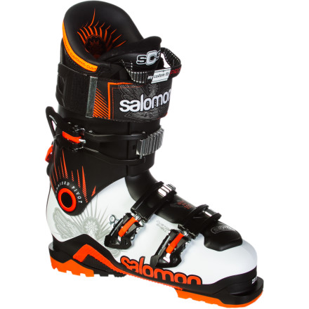 Ski You know the powdery rewards of touring in the backcountry can be enormous, but you shouldn't have to pay the price for them with your feet. The Salomon Quest Max 100 Boot features a 360'Custom Shell for a perfect fit and an innovative Hike & Ride system that allows for comfortable hiking during the ascent and plenty of support for the descent. You never wanted to compromise performance for touring comfort, now you don't have to. - $579.99