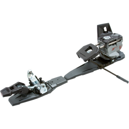 Ski Some bindings make you feel like youre dragging cement blocks up the hill. Since you want your legs to be bum-slapping fresh for the hard-earned descent, Dynafit made the superlight TLT Vertical ST Binding. - $359.96