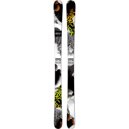 Ski Step up your park and pipe game with the Salomon Threat Ski. Designed for those who are ready to push themselves both in the terrain park and off natural features, the Threat delivers a lightweight, nimble ski thanks to its Twintip profile and composite construction. Its 85mm waist and Edgy Monocoque construction make this park slayer ideal for any terrain the resort has to offer from bumps to tight trees to freshly groomed tracks. - $299.99