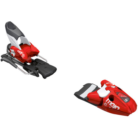 Ski When you want to go beyond your limits without the fear of binding-fail, turn to the Head Skis USA Mojo 15 Ski Binding. Thanks to its serious high-performance hold-and-release technology, this ultimate freeride binding packs safety and security when you need them most. - $239.16