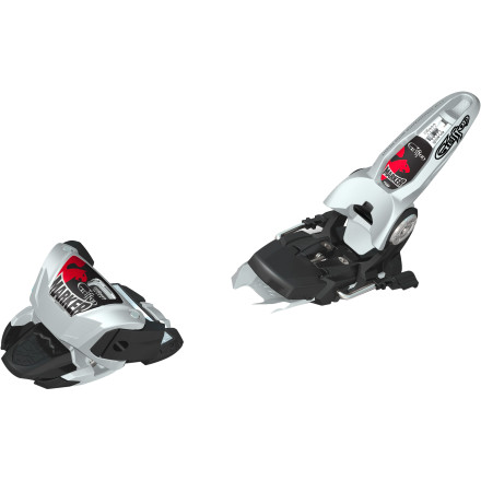 Ski With just as much fatty-wielding power as the Jester, the Marker Griffon Ski Binding provides a secure hold and true-charging performance with a DIN suited to smaller skiers. Its Power Width Design matches your ski's width for ultimate power transference but doesn't take up too much real estate lengthwise so your skis can flex naturally and let you crush to your heart's content. - $114.50