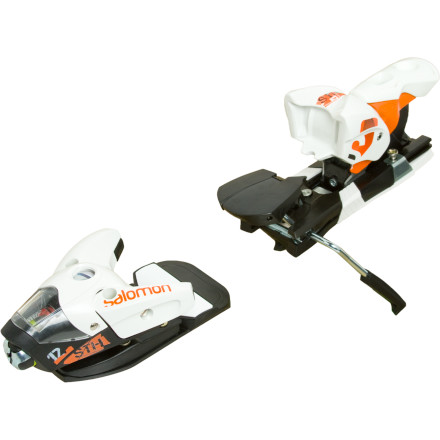 Ski Great for beginner, intermediate, or lightweight expert, Salomon's STH 12 Driver Binding. - $172.49