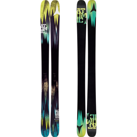 Ski Get into the deep and steep, then lay down arcs on firmpackwith the Atomic Access Ski, you can and will. With a 100mm waist, it's not a skinny stick, nor superfat with superheftthis ride is light and floaty, razor-sharp and agile. Yes, it's hard to believe you own all this. - $299.99