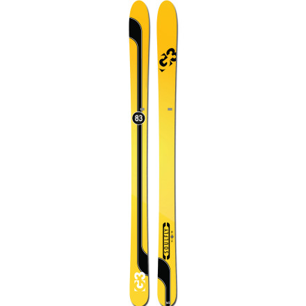 Ski The touring equivalent of the multi-tool, the G3 Soulfly Ski dishes out fast, lightweight trail breaking on the up track and stable turns for the down, even while skiing on-piste. All-mountain-capable dimensions and sidecut enable you to carve easy, fun arcs on any kind of snow or terrain while the weight-saving cap construction and Razor Tip design help you efficiently slice up the slope. - $324.47