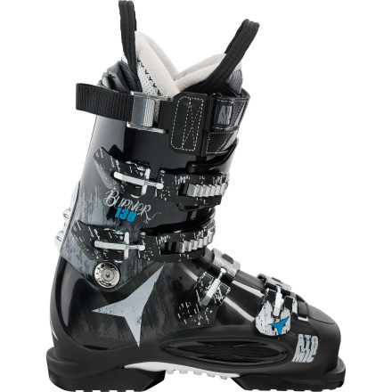 Ski If uncompromising high performance and all-day comfort are among your priorities, the Atomic Burner 130 Boot is your match. This is a boot that utilizes race-proven technology to truly offer an advantage for expert riders on steep off-piste terrain. Plan on smoking your buddies when you kick it into high gear, just try not to burn too many bridges. - $487.49