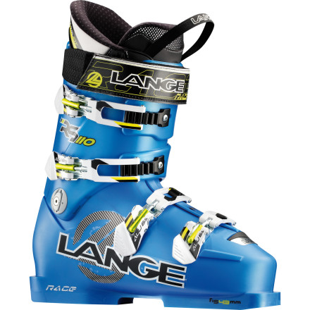 Ski The proof is in the performance, says the Lange Men's RS 110 Ski Boot, so it comes to you in a tough PU package with smooth, stiff flex and a foot-cradling fit that won't squander an ounce of muscle. The stance is modern, powerful, and natural; the shredding is all you. - $549.95