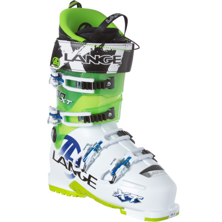Ski Why compromise performance for comfort when the Lange Men's XT 130 LV Ski Boot provides everything your powder-hungry, fast-skiing, and air-stomping heart desires' Built with a 130-rated flex, this ultra-stiff boot gives you the power to charge hard and stomp airs, while its Power V-Lock technology ensures stellar range-of-motion when you head into the side-country. - $699.95