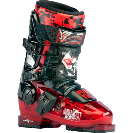 Ski The light and mighty Full Tilt Seth Morrison Pro Model Ski Boot is custom-made for Seth, right down to the imperative rubber sole, but with an Intuition moldable Pro liner and micro-adjustable buckles it's yours and yours alone. Strap yourself in for the ride of your life. - $509.96
