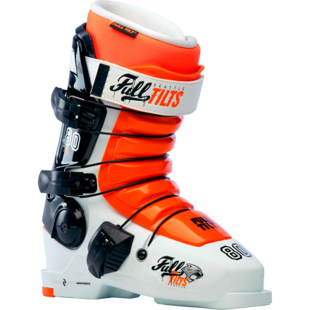 Ski With svelte form, forgiving flex and terrain sensitivity, the all-out freestyle Full Tilt Drop Kick Ski Boot wants a commitment. Add to that its willingness to accommodate, molding precisely to your needs, and you're a perfect match in jib heaven. - $359.96