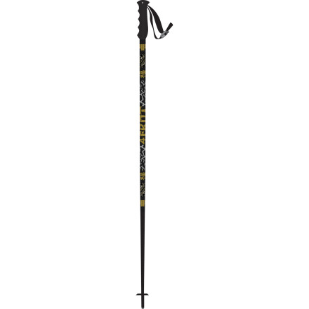 Ski Shrunk down to grom dimensions, the 4FRNT Bunga Jr. Ski Pole puts pro-skier performance in a kids' grasp. - $19.49