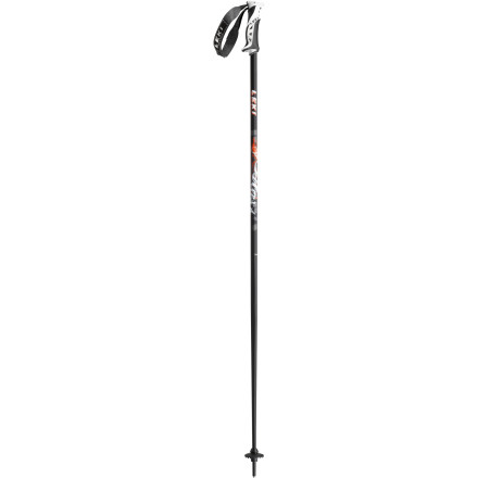 Ski Whether you're spinning yourself dizzy, mowing on pow, or slaying zipper lines, the durable Leki Blast Ski Pole helps you stick it to the mountain. - $45.47