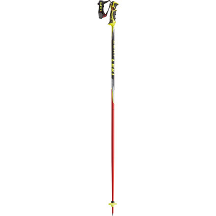 Ski Lightweight but strong like bull, the Leki Worldcup Racing SL Ski Pole offers expert-level performance for dedicated racers. Leki's de-tachable Trigger grip and hand basket protects shoulders and arms in the event of a high-speed fall. - $104.96