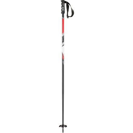 Ski Since you're all over the mountain on any given ski day, you should let the Salomon Patrol Ski Pole aid all the traversing, side-stepping, and polling through the flats you do to get to your secret stashes. An aluminum shaft keeps the weight light while the graphic matches your affinity for style as you slash giant turns under a chairlift full of wide-eyed Floridians. - $41.97
