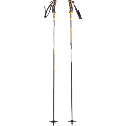 Ski Boasting the best balance in the Swix line-up, the Cobra Premium Carbon Composite Ski Pole is designed from top to bottom to meet the needs of aggressive freeriders. - $112.46