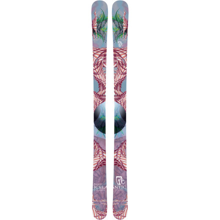 Ski Whether you're ripping early-season Thanksgiving-day groomers or East Coast ice, the Icelantic Pilgrim Ski will carve it up better than Grandpa slicing away at the turkey. The soft tail and generous sidecut are built for textbook-perfect turns while 90mm underfoot is a perfect first step into the brave new world of fatter alpine skis. - $468.27
