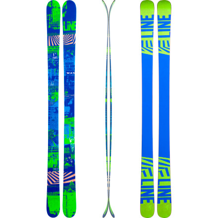 Ski The Line Mastermind Ski's aspen and maple core gives it a forgiving soul. Fun, light, and lively, this is an all-mountain ride for smaller riders who want to bridge the gap between the park and the rest of the mountain. Go deep into new terrain, push yourself, and make mistakes. The Mastermind will be there to bring you back from the edge before you're in over your headthe mountain might not forgive, but Mastermind does. - $262.46
