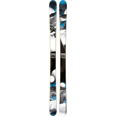 Ski Click into your bindings on your Salomon Rocker2 92 Ski, adjust your goggles, and skate towards the liftline. This all-mountain freeride ski gives you the tools to dominate the entire mountain regardless of the conditions. Its twin rockered profile lets you mach down ankle-deep pow fields, while its twintip design enables you to ride and land switch in the terrain park or off of natural features. - $329.99