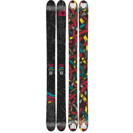 Ski A new three-foot layer of frozen frosting gives Wiley Miller's 4FRNT YLE Ski the perfect medium for constant buttering, spinning, and inventive downhill expression. Essentially a park ski designed for powder, this fat, symmetrical, and tip-and-tail rockered ski encourages switch pillow drops, statuesque stomps, tree taps, and surfy turns in billowing blower. A bit of traditional camber and sidecut grip snow between storms so you can keep the butter train rockin' until another storm buries the canyon with a foot (or four). - $454.99