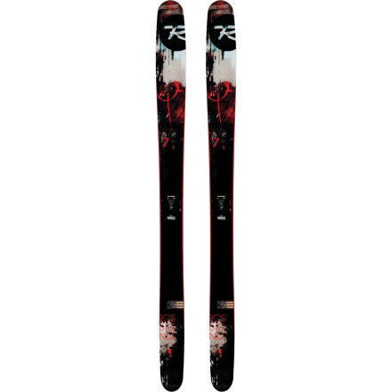 Ski Two feet of fresh have already fallen, and you're first in line to put the hammer down with Rossignol's S7 Ski. Thanks to its rockered tip and tail and regular camber underfoot, you're able to drop into a powder-filled chute, grab a few face shots, straightline out, and head to your favorite pillow line for some fun. To ensure a lively ride, Rossignol equipped the S7 with a wood core, while a carbon laminate helps absorb vibrations and dampen this hard-charging, powder-loving ski. - $349.98