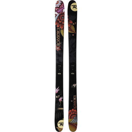Ski Every day of the week, that big behemoth of rock you call a mountain might be plastered with fluffy, chalky, icy, and sticky snow from top to bottom, and the Rossignol Women's S3 Ski provides the shred sauce you need to rock the whole damn enchilada. From headwall to hobacks, cirque to creek, this shapely lady makes anything white feel right. Slap skins on it and lead the powder parade while the slowpokes lag behind, and then drop in first with the S3's tip floating like that cork in the hot tub last night. - $375.00