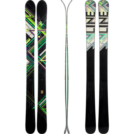 Ski Not everyone can afford a quiver of ninja sticks, so get the next best thingthe Line Women's Soulmate Ski. This sweet all-mountain ski slashes foot-deep pow, charges groomers, flashes turns down tight, steep lines, and maneuvers through a mogul field like a freeskiing champ. - $449.96