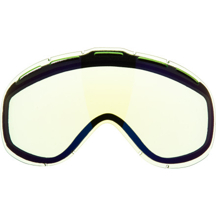 Ski Since your guy's puppy used your goggles as a chew toy, it's a good thing you have the Anon Somerset Goggle Replacement Lens. The frame is ok, but those teeth marks in the middle of the lens definitely aren't going to work for you. - $29.97