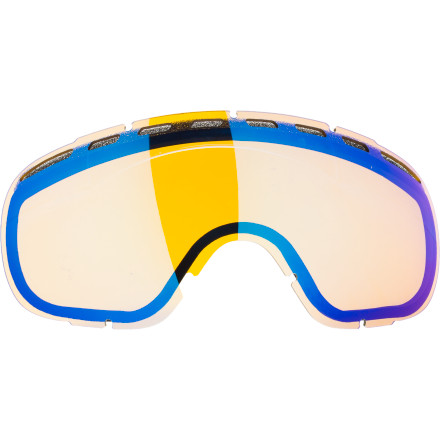 Ski The only thing that is sure about the weather is that it is going to change. The goggles you wore up the hill in the glaring sun might be the exact opposite of what you need when the clouds roll in. The Dragon Rogue Goggle Replacement Lens lets you adapt to the conditions. - $41.97