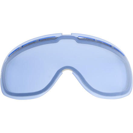 Ski Changing light, severe fogging, or cat-scratched lenses are all reason enough for you to swap out your Electric EG.5s goggle lens. - $23.97