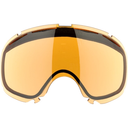Ski Whether you're looking to replace your busted-up lens or add to your lens tint arsenal, re-up your goggles' power with the Oakley Canopy Goggle Replacement Lens. - $40.00