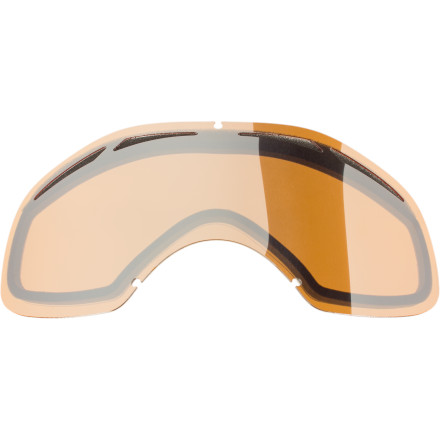 Ski Be ready to adapt to changing light conditions with the Oakley Catapult Goggle Replacement Lens. - $12.50