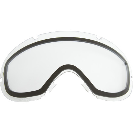 Ski Cloudy dusk' Glaring noon' Full moon' Pop the recommended pair of Smith I/O Spherical Series Replacement Lenses into your Smith I/O Spherical Series Goggles and suddenly you can see every subtlety in the slope. - $54.95