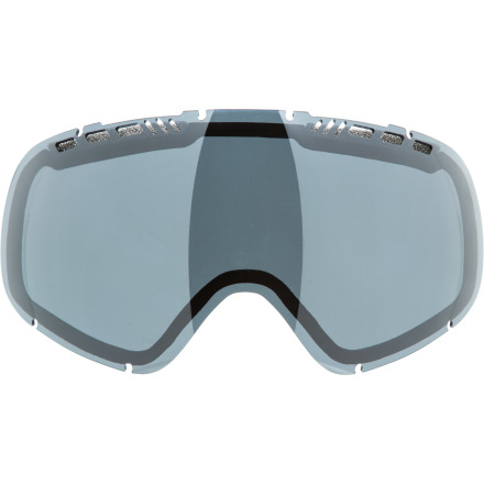 Ski Use the Von Zipper Feenom Goggle Replacement Lensas a backup option for variable light conditions or to breathe new life into your eyewear that you scratched up bushwhacking forpow stashes. These lenses fit the Feenom frames spherical shape and wont fog up thanks to front venting. - $29.95