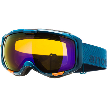 Ski Spend less time fumbling with your goggles and more time riding with the Anon M1 Goggle. Its unique Magna-Tech design enables you to swap out your lens on the fly when the weather conditions change and you need a lighter tint lens to combat flat-light conditions. Plus, its stellar performance and fit has you more than stoked while you hunt for pow or perfect your mad pipe skills. - $119.97