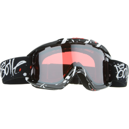 Ski Wear the Boll Nova Goggles and launch off that kicker without fear or fogging or gaper-gap. Even if you land upside down in the powder, these bad boys won't crap out on you. The Flow Tech optimizes air flow over the inside of the lenses and helps prevent clogging from snow or ice. The distortion-free polycarbonate lenses have P80 Plus coating, which resist condensation and most scratching. Boll also made the Nova Goggles to fit seamlessly with any helmet, which means you'll ski away with your brain intact. - $49.95