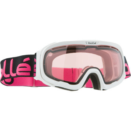 Ski A break on a powder day robs you of irreplaceable turnsthe Bolle Fathom Photochromic Goggle keeps the fog away so you can keep riding longer. - $97.97