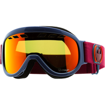 Ski This is the winter for you to step it up and ditch the friggin' sunglasses, already. You look like a tool wearing a helmet with those things. The Dragon D1XT Goggle is fully helmet compatible. The D1XT also sports an anti-fog lens with 100% UV protection, a tough polyurethane frame, and comfy face foam so you can have the goggle tan that you always wanted. - $38.97