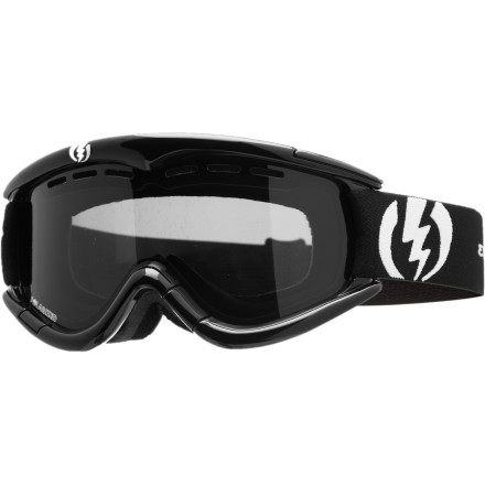 Ski Designed for all face types, the Electric EG1 Polarized Goggle serves as the model for the basic goggle that everybody can pull off. With its polarized lens, this upgraded version of the classic creates definition and blocks glare that can harm your eyes and includes an additional lens to adapt to low-light conditions. - $65.97