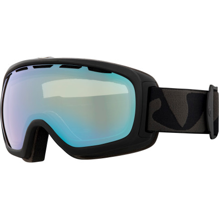 Ski The Giro Basis goggle features a clean, Super Fit engineered full-size frame that delivers lavish comfort, wide-open field of view and amazing helmet compatibility. The Carl Zeiss optimized spherical dual lens is a crisp, clear window that is complemented by the frames massive interior volume to virtually eliminate chances of fogging. - $71.97